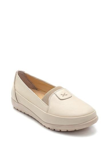 Derimod Ayakkabı Krem
